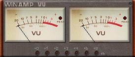 Download Stereo Analog VU Meter - RMS