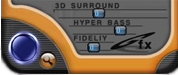 GFX 3-D Sound Enhancer