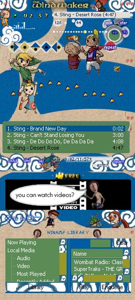 Download Legend of Zelda The Wind Waker