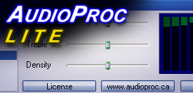 Download AudioProc Lite Multiband Processor