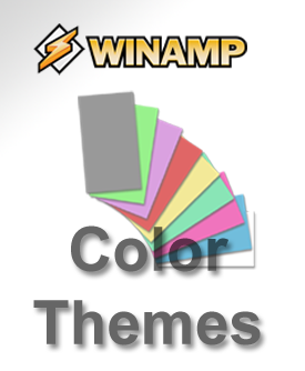 Download Winamp Color Themes