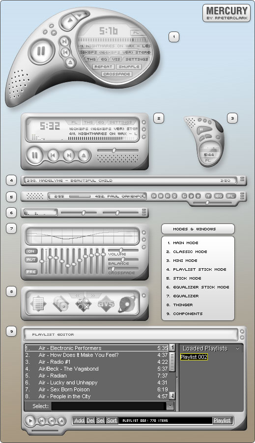 Winamp Skin Downloads