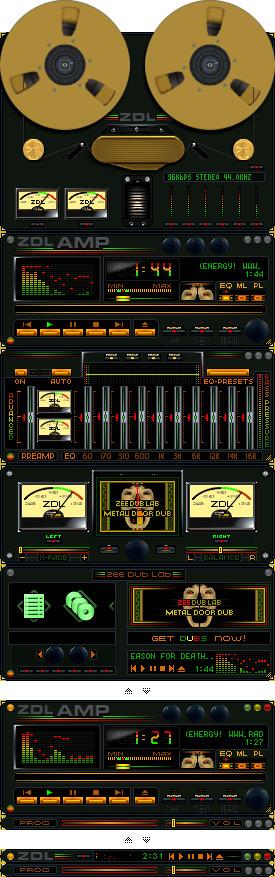 Download ZDL Reel-To-Reel Analog Tape Machine
