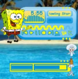 winamp!! + skins SpongeBob_Squarepants