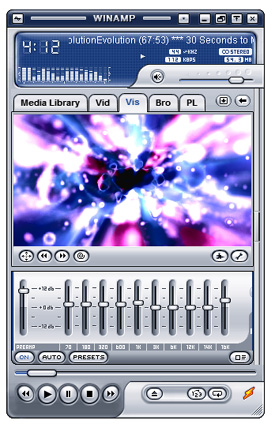Download Cpro Winamp Modern