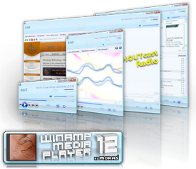 Download cPro - Winamp Media Player 12