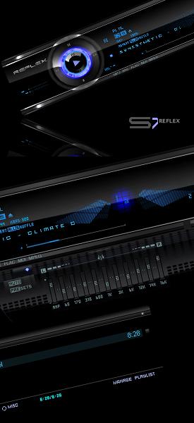 Download S7Reflex বিশ্ব সেরা সুন্দর একটি Media Player যার রূপে গুনে আপনার কম্পিউটার মুগ্ধ হয়ে যাবে :P